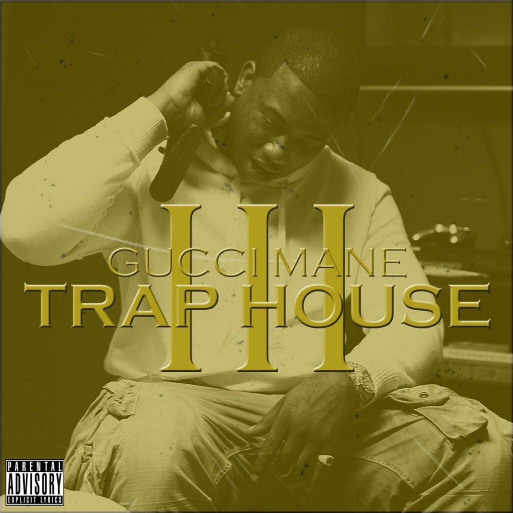 "Gucci mane ""trap house iii"" [lp] | elevator."