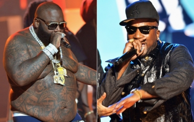 Rick Ross f. Young Jeezy - War Ready