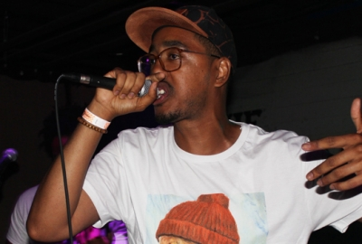 Oddisee at the Basement