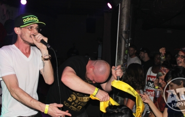 The Wheeler Boys performing at 808 Fest at The Basement