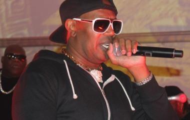 Master P rocking Art Beats & Lyrics in Atlanta