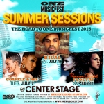"One Music Fest presents: ""Summer Sessions"" the road to One Music Fest 2015."