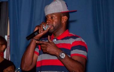 DJ Knotts of Hip-Hop Gives Back