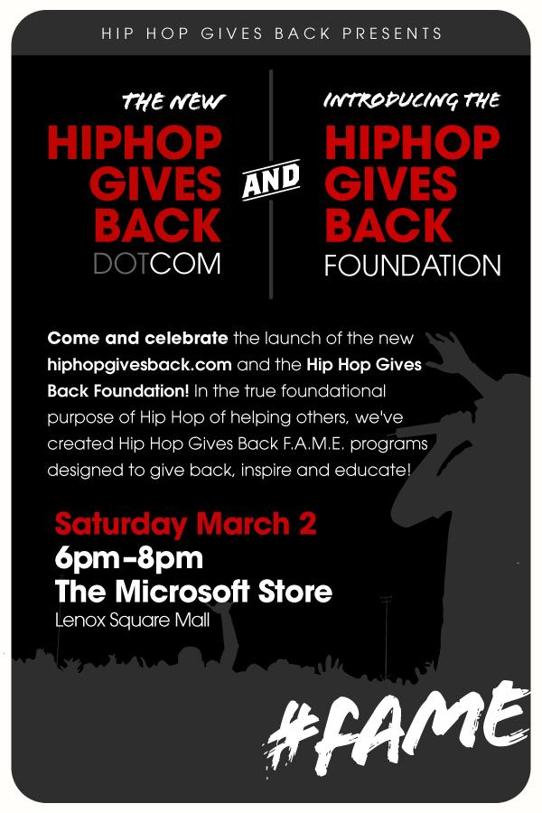 » Hip-Hop Philanthropist at Work: A Talk with Humanitarian ...