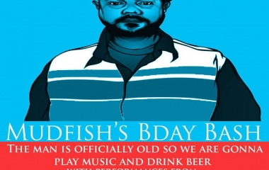 7/24 Mudfish Bday Bash at The Basement