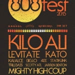 808 Fest 2015 August 8th