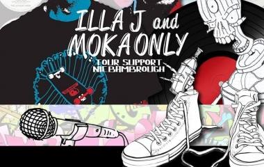 8/3 Illa J & Moka Only at 529 in Atlanta