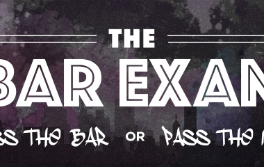 8/28 The Bar Exam at Apache Cafe