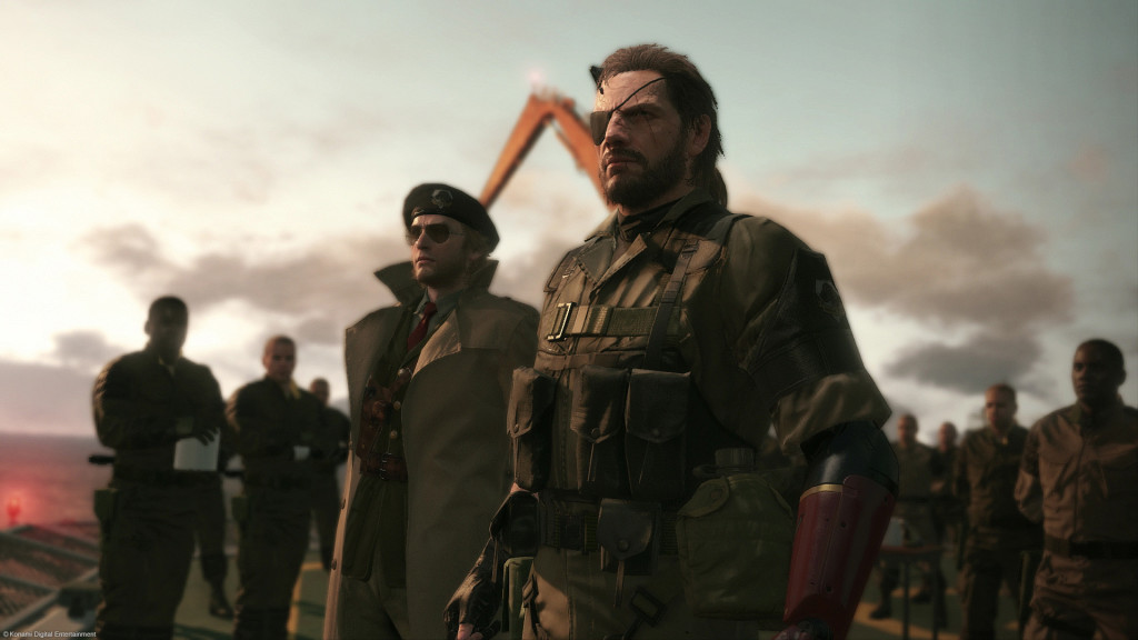 Game Review: Metal Gear: the Phanton Pain