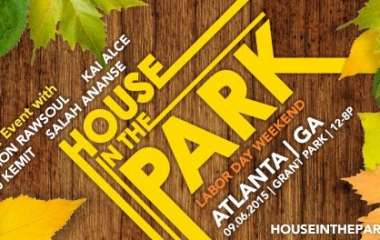 9/6 House In The Park at Grant Park in Atlanta