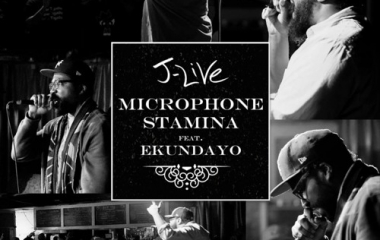 J-Live -Microphone Stamina