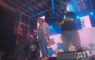 De La Soul at A3C15 for De La Soul Day
