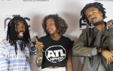EarthGang at A3C15