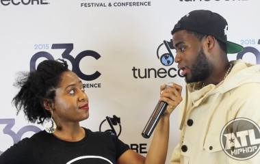 KrisKasanova interviewed at A3C15