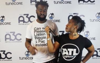 Will Edmonds co-founder of Atlanta DJ crew, WERC