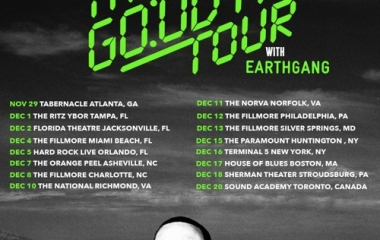 EarthGang The Good Am Tour