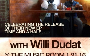 1/21 Monday/Friday & Willi Dudat at The Music Room