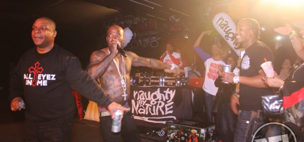 Naughty By Nature at The Masquerade in Atlanta