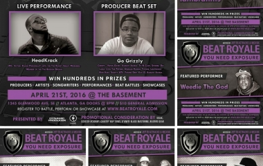 4/21 Beat Royale