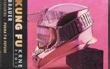 Baauer f. Pusha T, Future - Kung Fu (KRNE Remix)