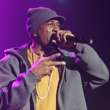 Rakim rocks Center Stage in Atlanta