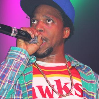 Curren$y at Center Stage in Atlanta, Ga.