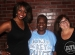 Cheryl Boyce-Taylor, Phife Dawg's Mother, pictured center at 595 North for Songs in the Key of Phife