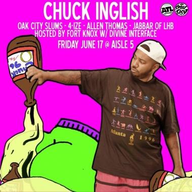 6/17 Chuck Inglish at Aisle 5