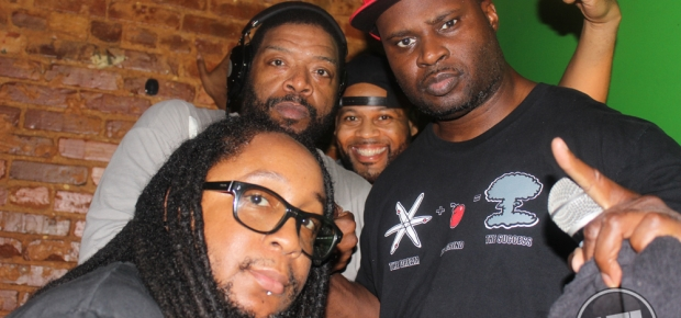 Pretty Sweet Party w/ DJ's Salah Ananse, Deliver, Diamond D and host Fort Knox