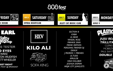808Fest hits Atlanta this weekend.