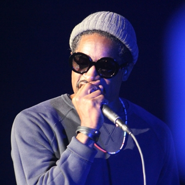 Andre 3000 at One Musicfest in Atlanta