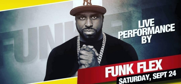 9/24 Funk Flex guest set at James Evans party at 595 North