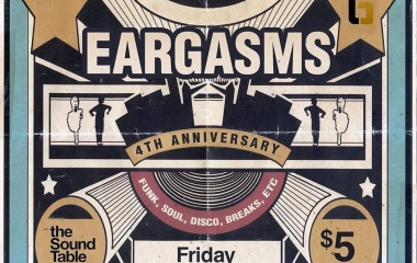 9/16 Eargasms at The SoundTable