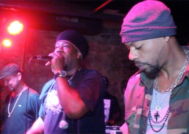 The Return of Mic Club w/ Dres Tha Beatnik at The Music Room