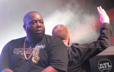 Run The Jewels at Project Pabst ATL in East Atlanta village