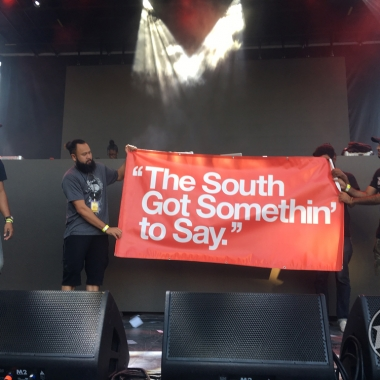Soul Food Cypher and Micxsic on the Mainstage at A3C