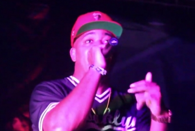 Skyzoo at Stankonia Studios for A3C16